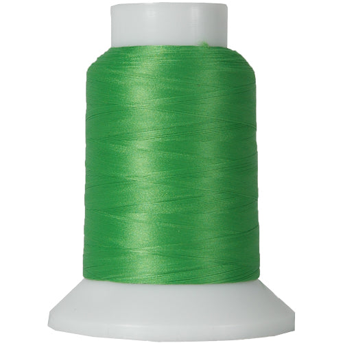Wooly Nylon Thread - 1000m Spools - Meadow Green - Threadart.com