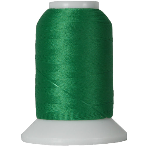 Wooly Nylon Thread - 1000m Spools - Green - Threadart.com