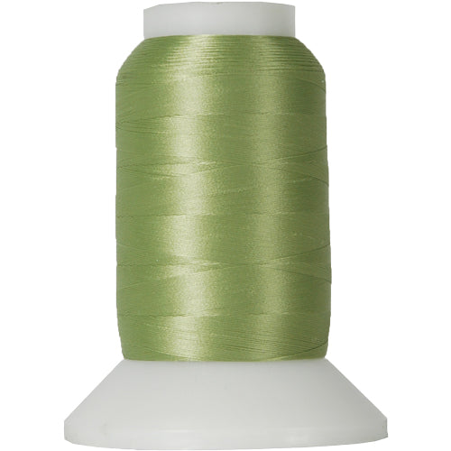 Wooly Nylon Thread - 1000m Spools - Sage Green - Threadart.com