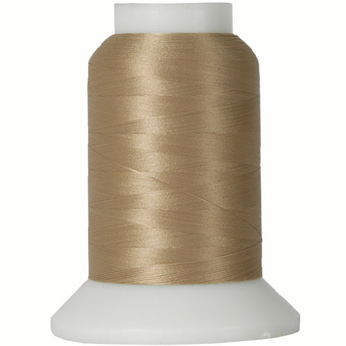 Wooly Nylon Thread - 1000m Spools - Khaki - Threadart.com