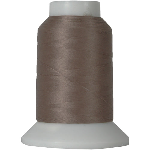 Wooly Nylon Thread - 1000m Spools - Dk Taupe - Threadart.com