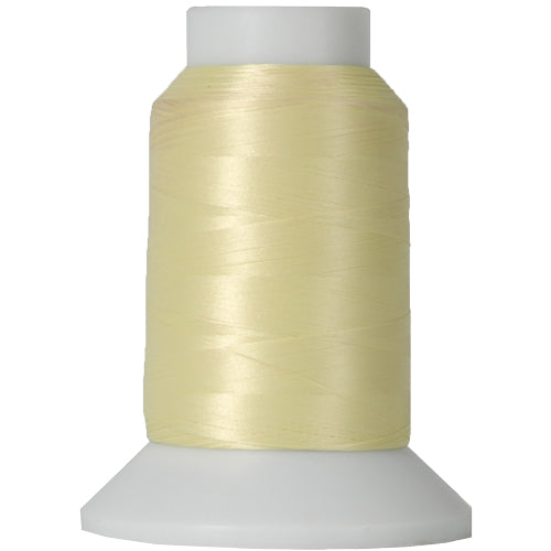 Wooly Nylon Thread - 1000m Spools - Pale Yellow - Threadart.com