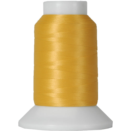 Wooly Nylon Thread - 1000m Spools - Pollen Gold - Threadart.com