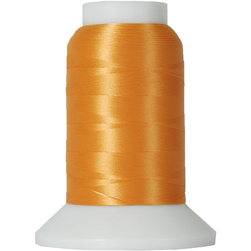 Wooly Nylon Thread - 1000m Spools - Lt Orange - Threadart.com