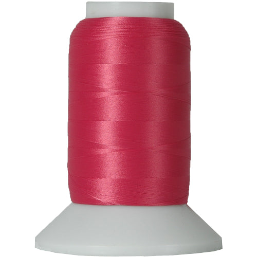 Wooly Nylon Thread - 1000m Spools - Dark Pink - Threadart.com