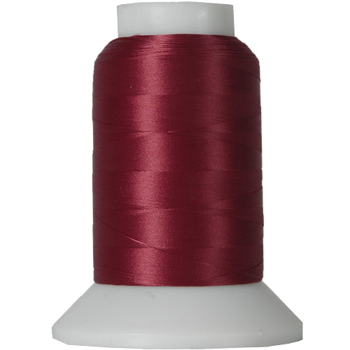 Wooly Nylon Thread - 1000m Spools - Cabernet - Threadart.com