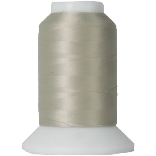 Wooly Nylon Thread - 1000m Spools - Platinum - Threadart.com