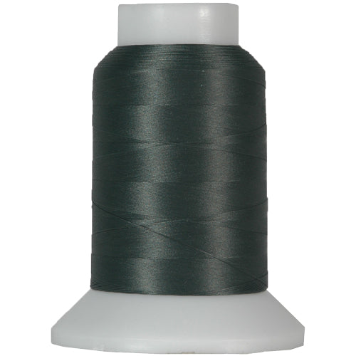 Wooly Nylon Thread - 1000m Spools - Hunter Green - Threadart.com