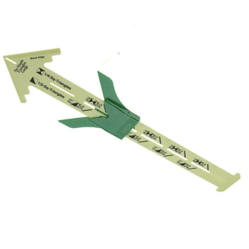 No Hassle Triangle Sliding Sewing Gauge - Threadart.com
