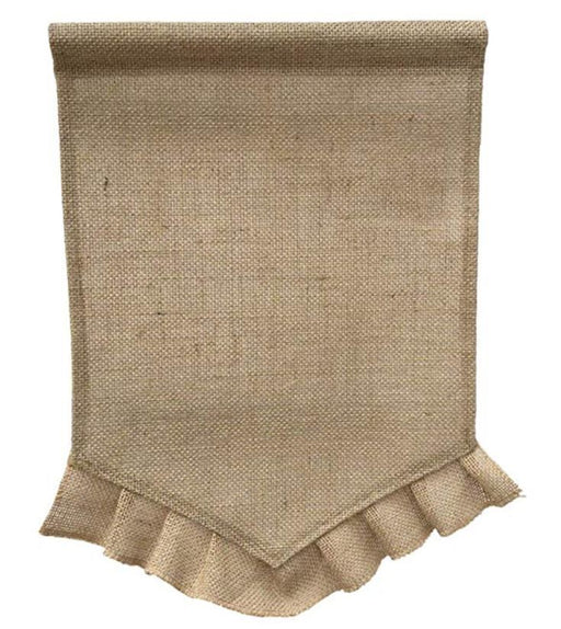 Burlap Garden & Yard Sign - Threadart.com