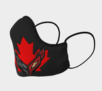 Canadian Corvette Mask - Carbon Fiber Edition 8