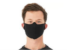 Load image into Gallery viewer, Black Face Mask