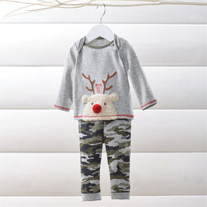 Reindeer Camo Two Piece