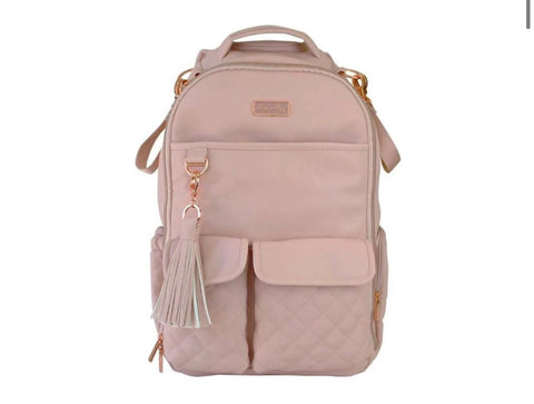 Boss Backpack-Blush Crush