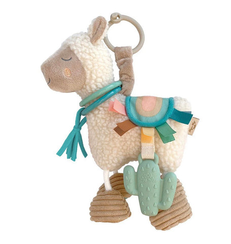 Link & Love Teething Activity Toy-Llama