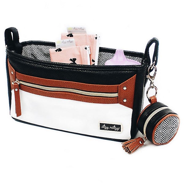Stroller Caddy-Coffee and Cream
