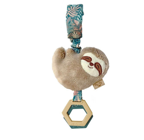 Ritzy Jingle Travel Toy-Sloth