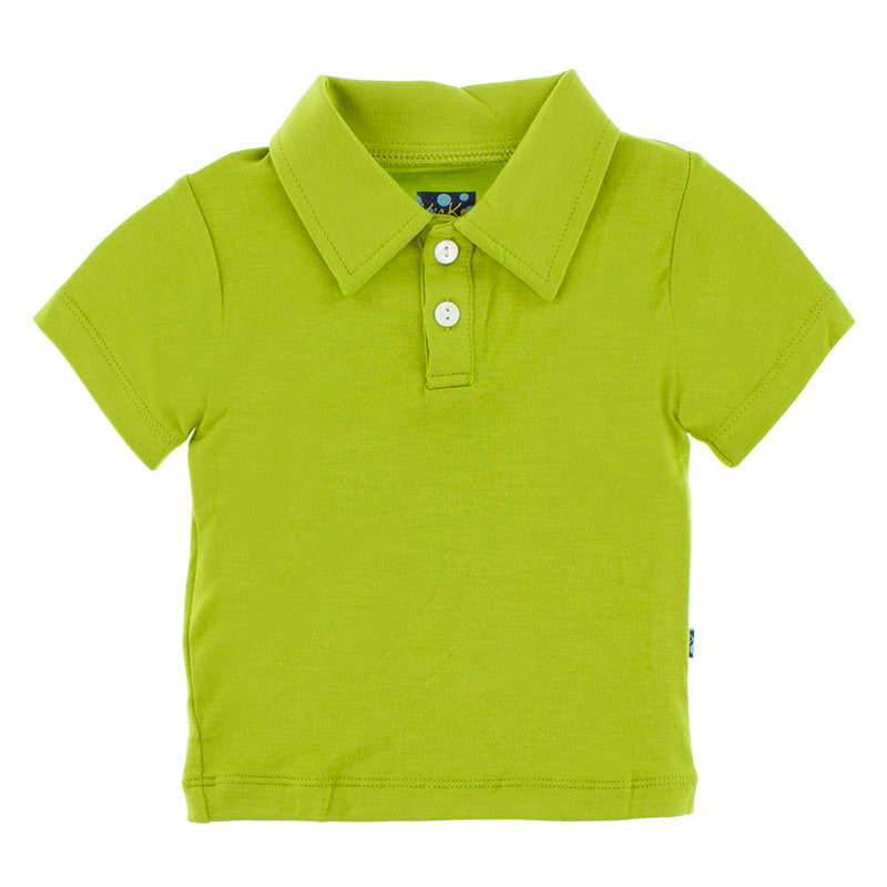 Meadow Short Sleeve Polo