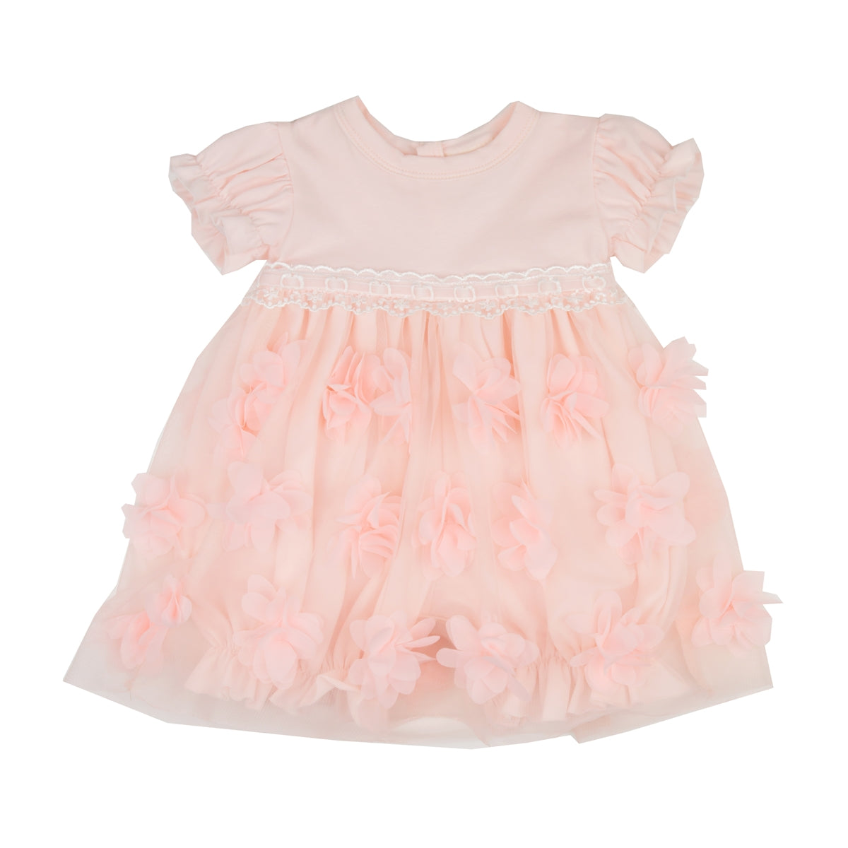 Haute Baby Peach Blossom Infant Bubble