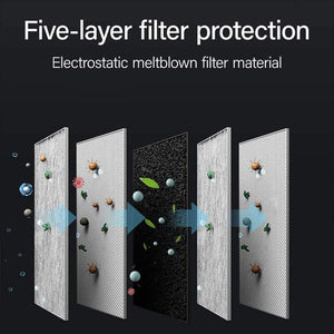 1 Protective Carbon Filter