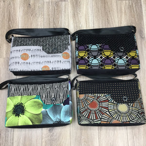 Laptop/Travel Bag Geometric Pattern