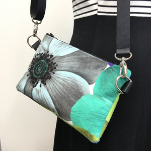 Hip Bag Lime Flower