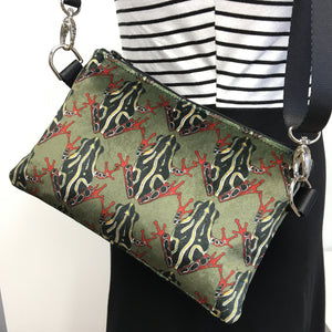 Hip Bag Frogs