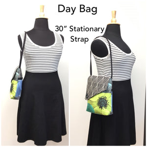 Day Bag Jean Blue