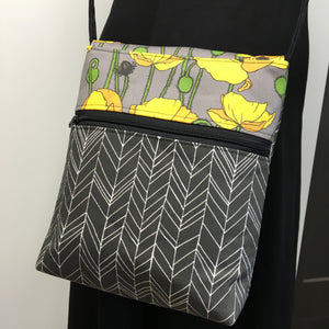 "Day Bag 48"" Strap Yellow Poppy"