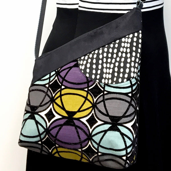 Festival Bag Geometric Pattern
