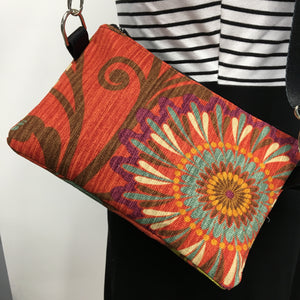 Hip Bag Red Urban Blossom