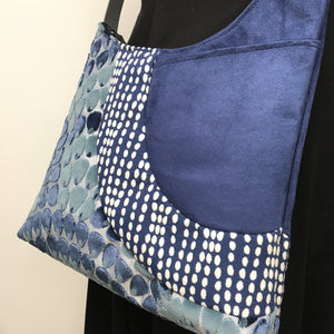 Cross Body Blue Mermaid