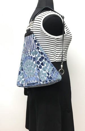 Origami Bag Black Lotus