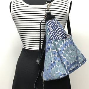 Origami Bag Blue Mermaid