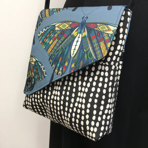 Day Bag Blue Swallowtail