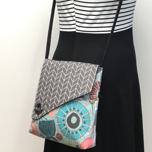 Day Bag 60s Aqua Mod