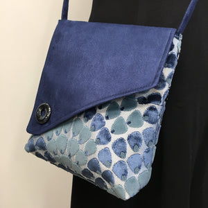 Day Bag Mermaid Blue