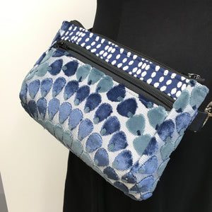 Hip Bag Blue Mermaid