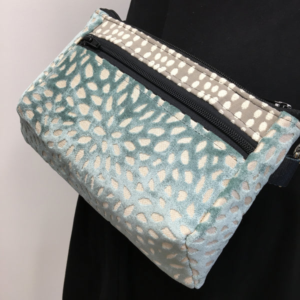 Hip Bag Spa Blue