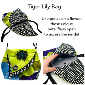 Tiger Lily Bag Sunrise Blue