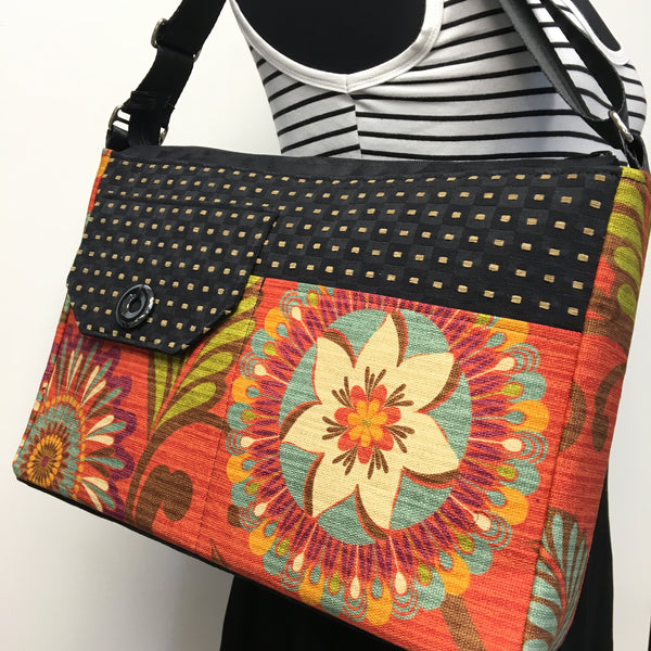 Laptop/Travel Bag Urban Blossom