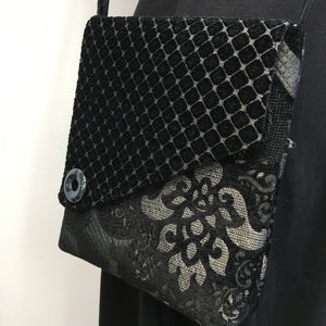 Day Bag Black Lotus