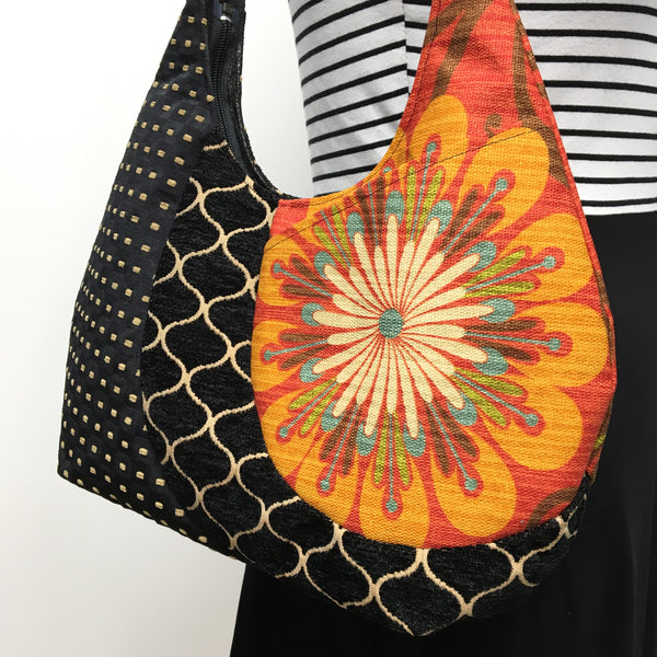 Hobo Bag Urban Blossom