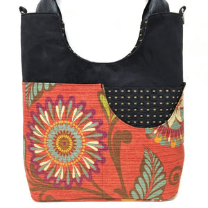 Extra Large Tote Urban Blossom