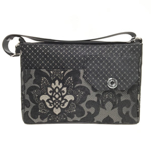 Laptop/Travel Bag Black Lotus