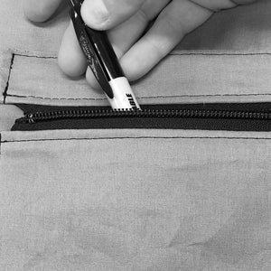 Add on inside Zipper Pocket