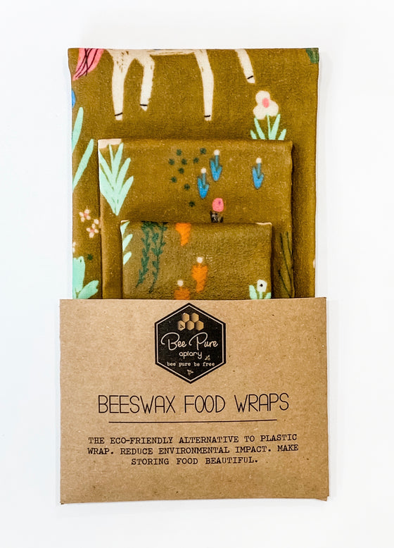 Beeswax Food Wraps - Magical Adventures