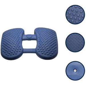 Bouncyband Wiggle Feet, 16 x 12 x 2-1/2 Inches, Blue