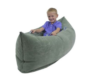 Inflatable PeaPod Junior, 48 Inches, Vinyl, Green