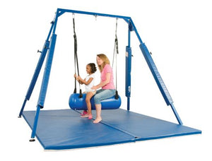Abilitations Sensory Swing Frame, Blue